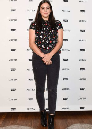 Alana Masterson - Levi's by Aritzia Collection Launch in Los Angeles