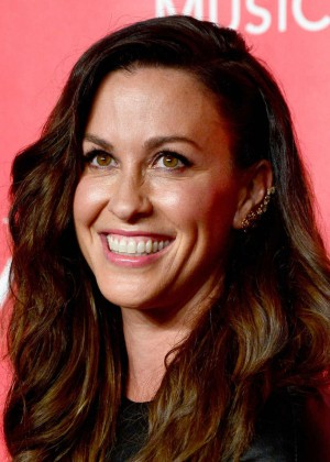 Alanis Morissette: 2015 MusiCares Person Of The Year Gala -03