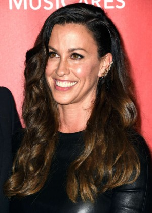 Alanis Morissette: 2015 MusiCares Person Of The Year Gala -07