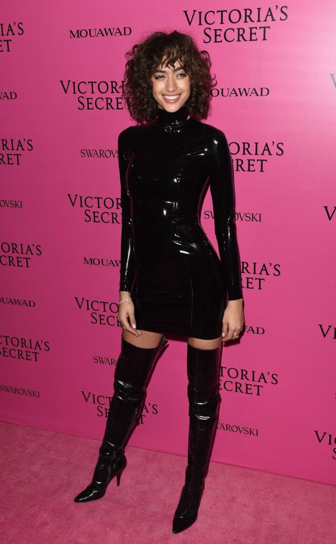 Alanna Arrington - 2017 Victoria's Secret Fashion Show After Party in Shanghai