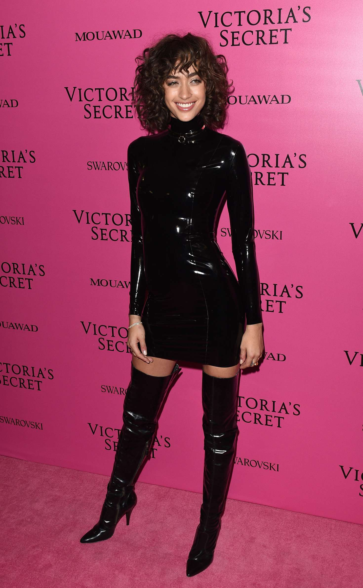 Alanna Arrington 2017 Victoria S Secret Fashion Show