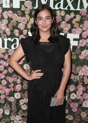 Alanna Masterson - 2017 Women In Film Max Mara Face of the Future Awards in LA