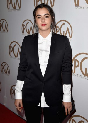 Alanna Masterson - 2015 Producers Guild Of America Awards