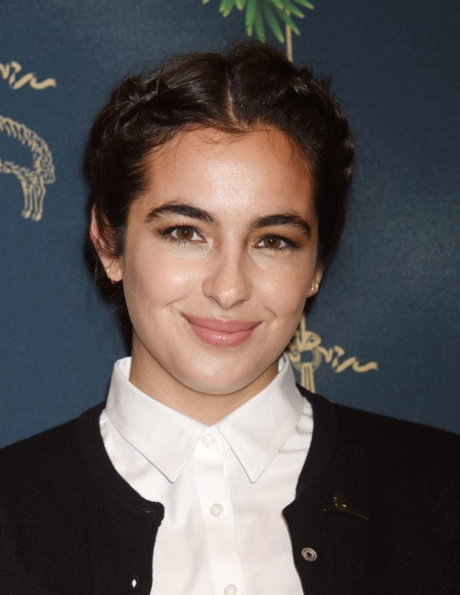Alanna Masterson 2017 : Alanna Masterson: Brooks Brothers Holiday Celebration -02