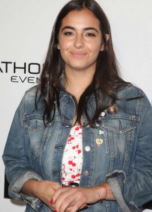 Alanna Masterson - FYC 'The Walking Dead' and 'Fear the Walking Dead' in Los Angeles