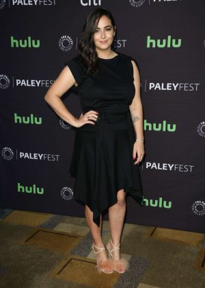 Alanna Masterson - 'The Walking Dead' TV Series Presentation for Paleyfest in LA