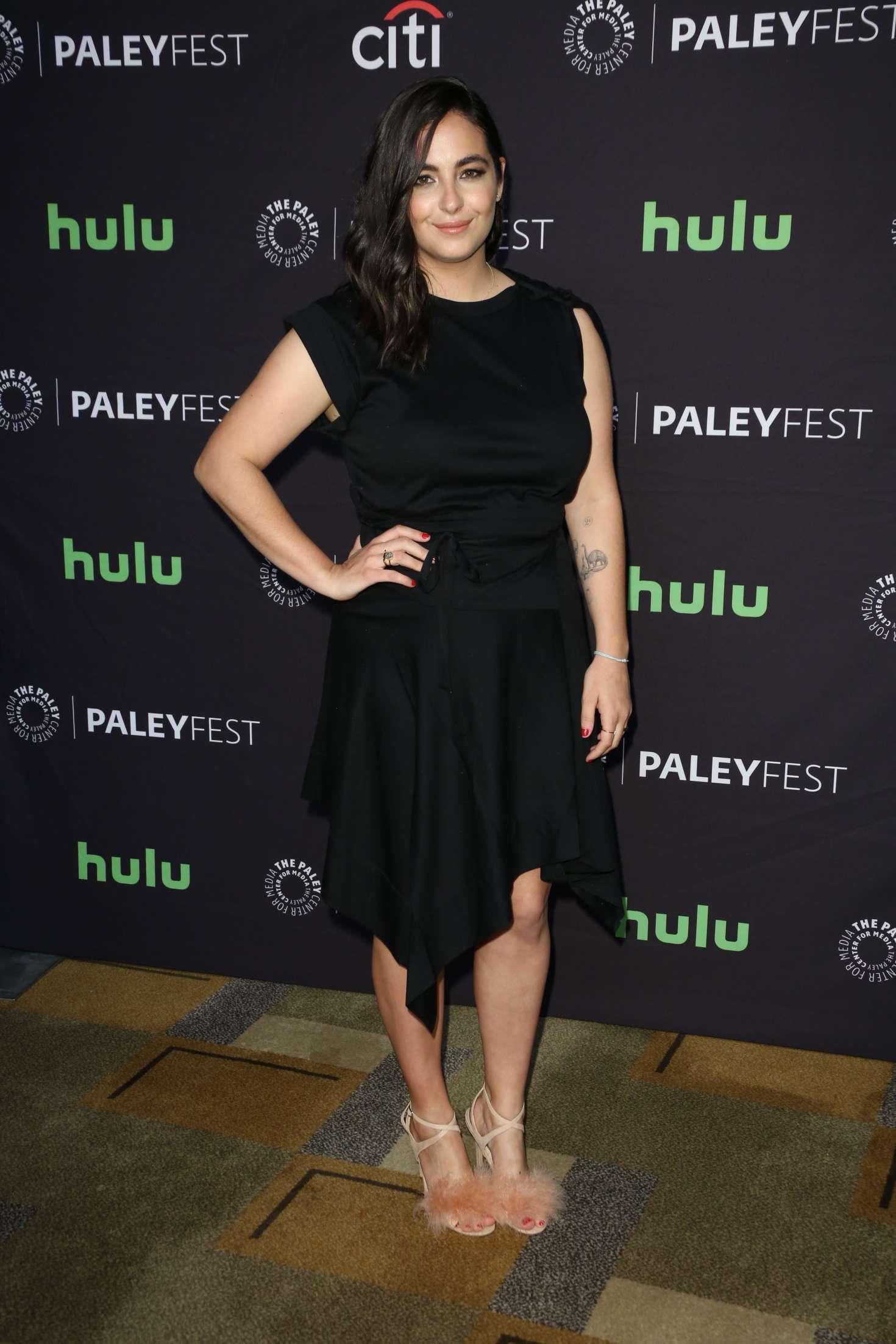 Alanna Masterson - 'The Walking Dead' TV Series Presentation for Paleyfest in LA