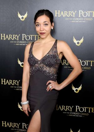 Alanna Saunders - 'Harry Potter and the Cursed Child' Opening Day in NY