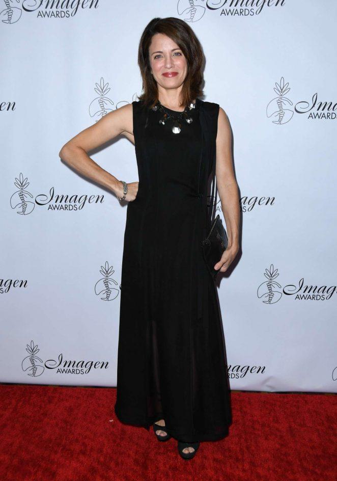 Alanna Ubach - 2018 Imagen Awards in Los Angeles