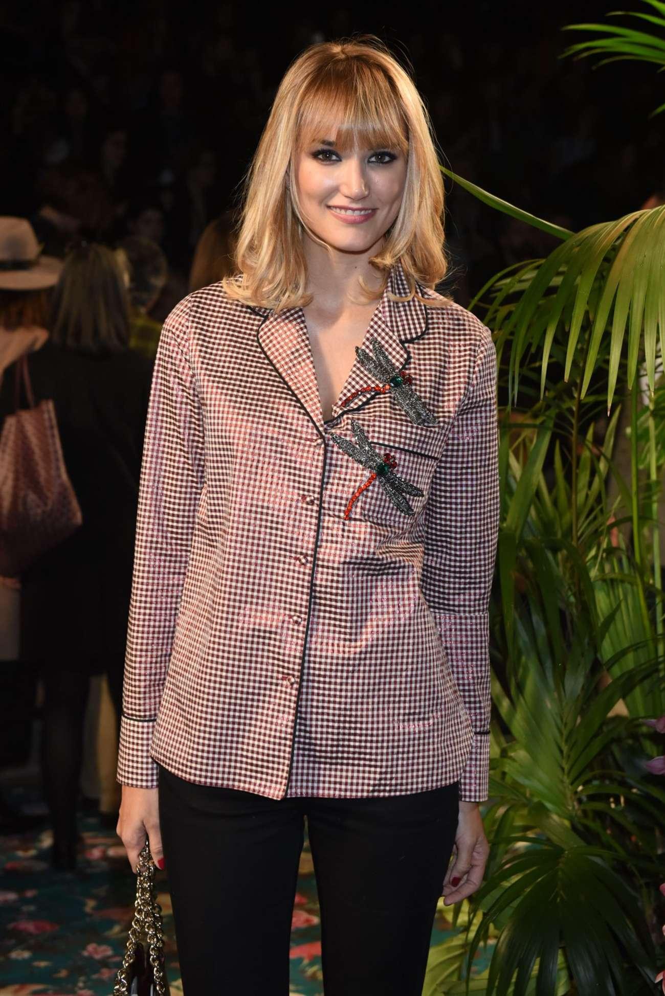 Alba carrillo mercedes benz fashion week 2016 in madrid for Mercedes benz fashion week