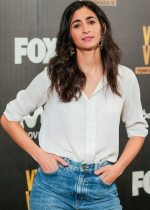 Alba Flores - 'Vis a Vis' Photocall in Madrid