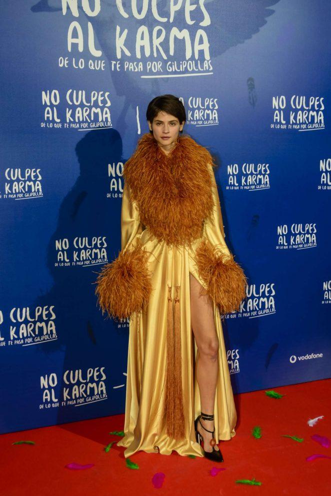 Alba Galocha: No Culpes al Karma Premiere -04