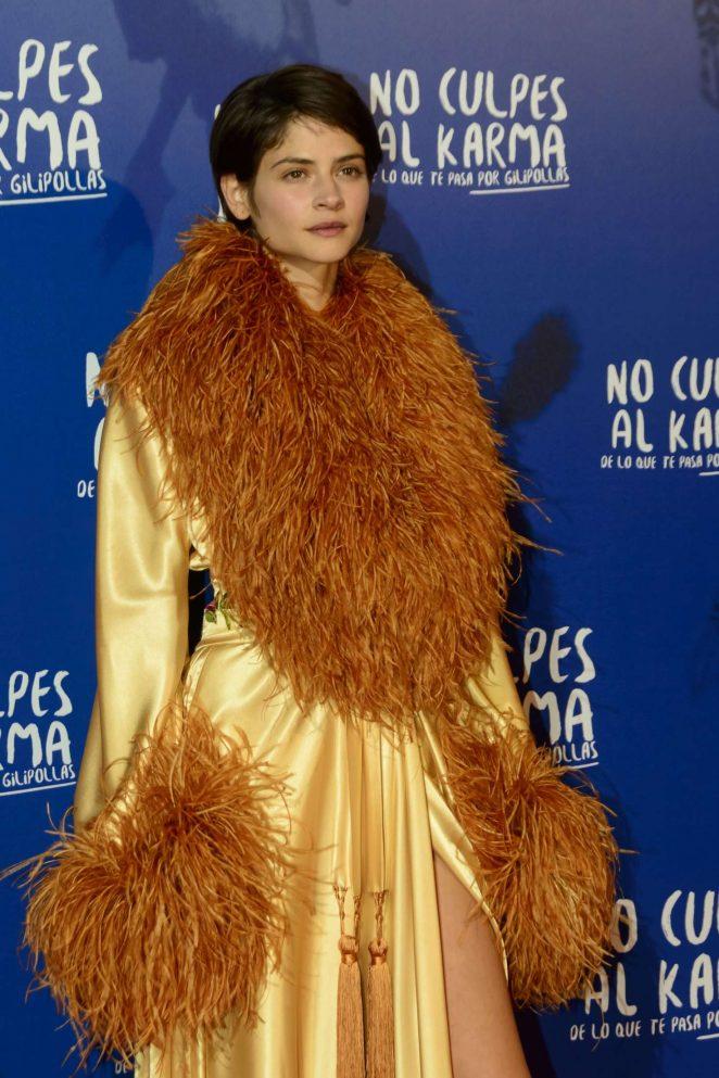 Alba Galocha: No Culpes al Karma Premiere -05