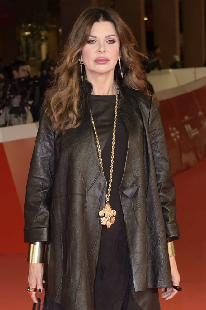 Alba Parietti - 12th Rome Film Festival in Rome