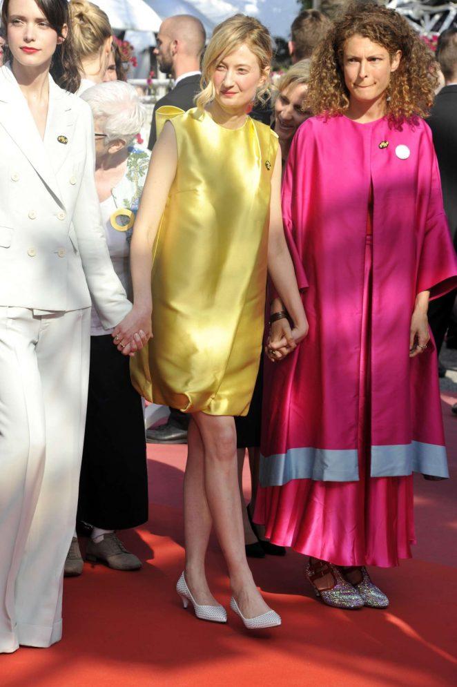 Alba Rorhwacher - 'Girls Of The Sun' Premiere at 2018 Cannes Film Festival