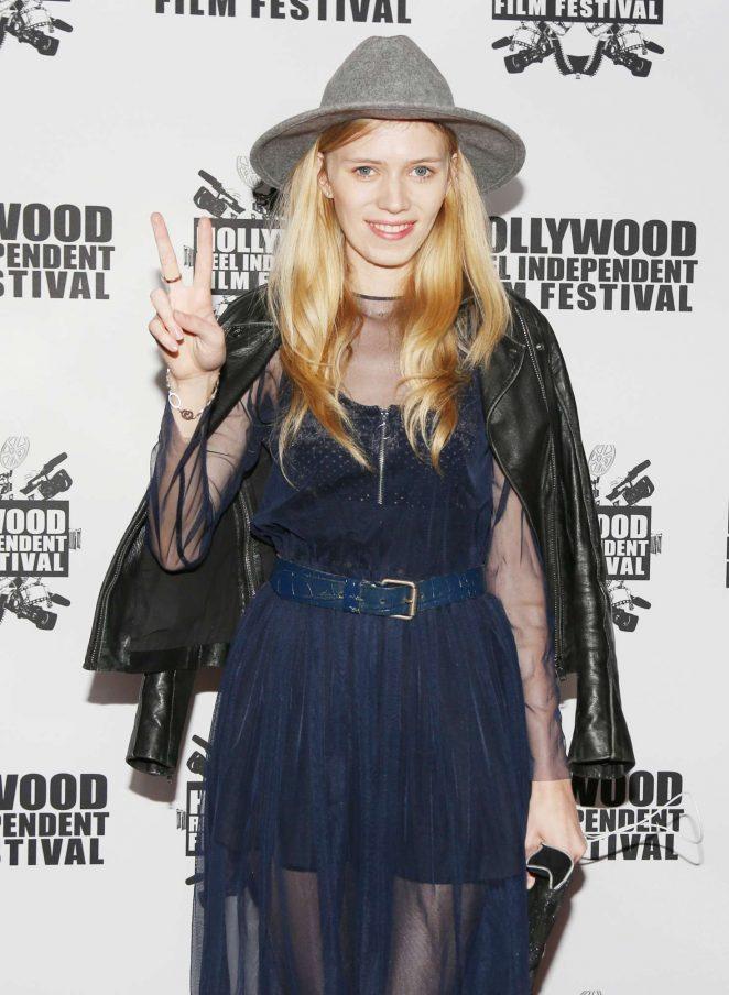 Ale Stef - 'Buckout Road' Premiere in Los Angeles