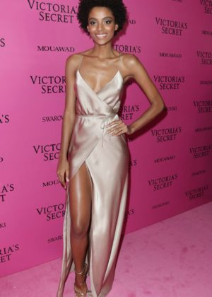 Alecia Morais - 2017 Victoria's Secret Fashion Show After Party in Shanghai