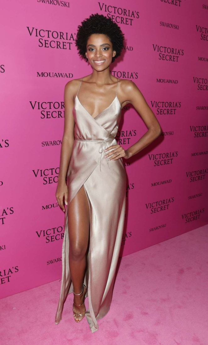 Alecia Morais - 2017 Victoria's Secret Fashion Show After Party in Shanghai