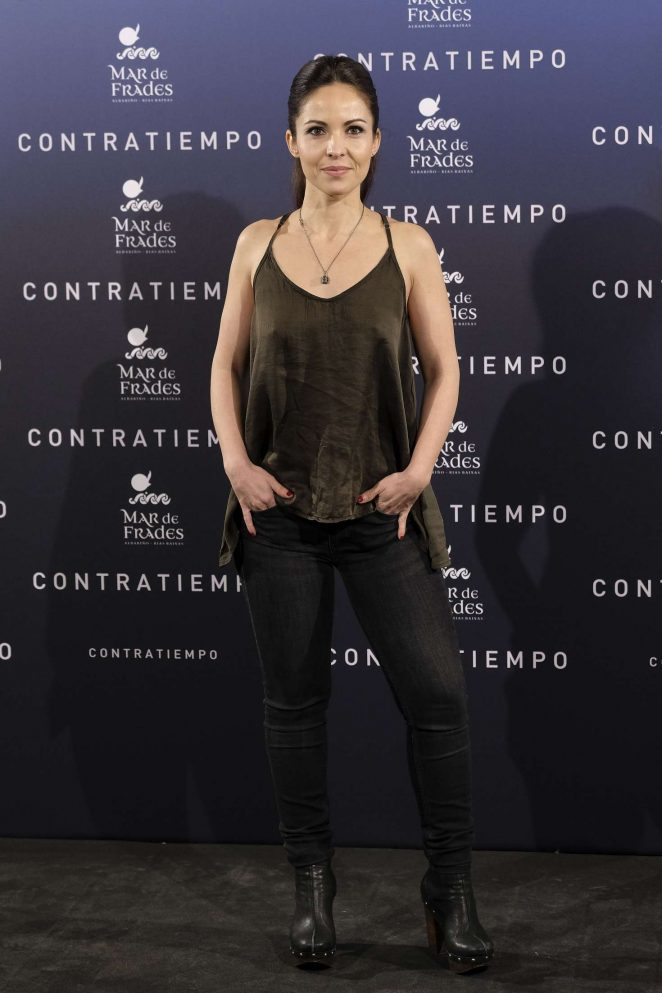 Aleida Torrent - 'Contratiempo' Premiere in Madrid