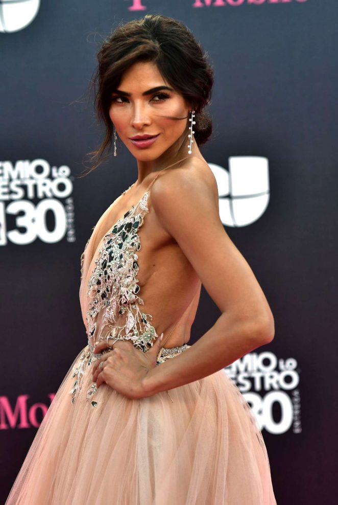 Alejandra Espinoza - 2018 Premio Lo Nuestro Awards in Miami