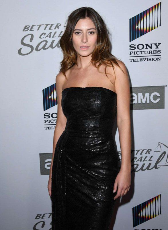Alejandra Guilmant - 'Better Call Saul' Season 5 Premiere in Hollywood