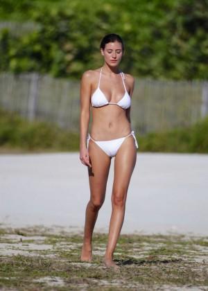 Alejandra Guilmant - Bikini Photoshoot in Miami Beach