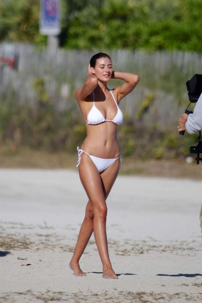 Alejandra Guilmant – Bikini Photoshoot in Miami Beach