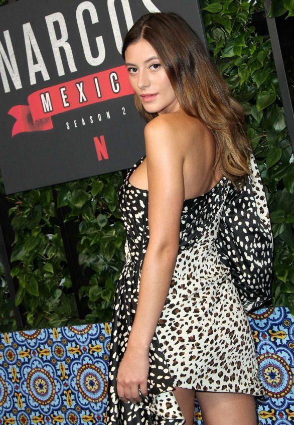 Alejandra Guilmant - NARCOS MEXICO Season 2 special screening in Los Angeles
