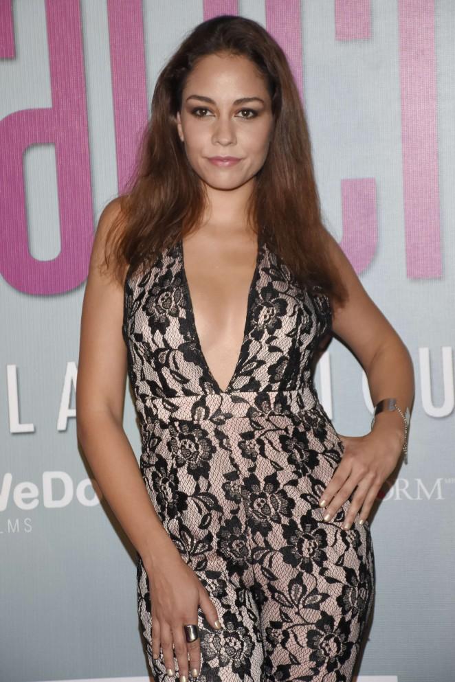 Alejandra Toussaint - 'Las Aparicio' Premiere in Mexico