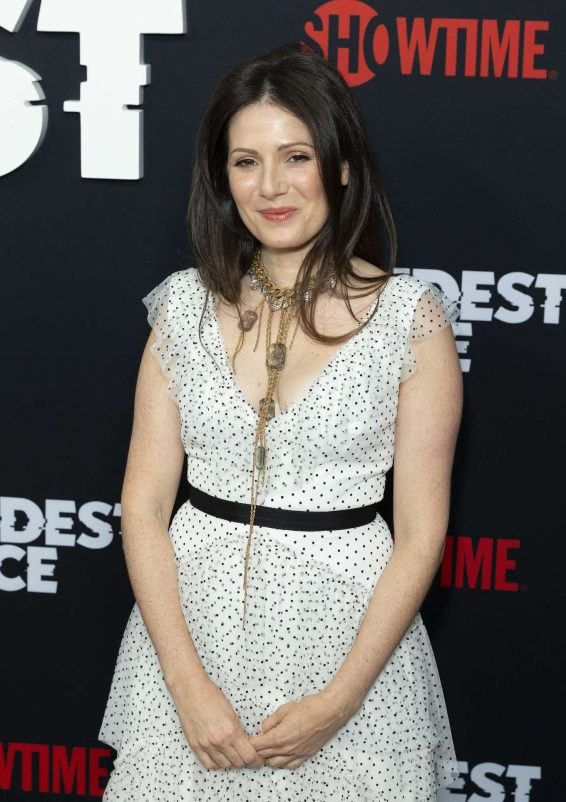 Aleksa Palladino - 'The Loudest Voice' Premiere in New York