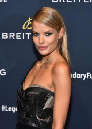 Alena Blohm - Breitling Global Roadshow Event in NYC