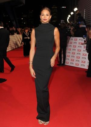 Alesha Dixon - 2015 National Television Awards in London