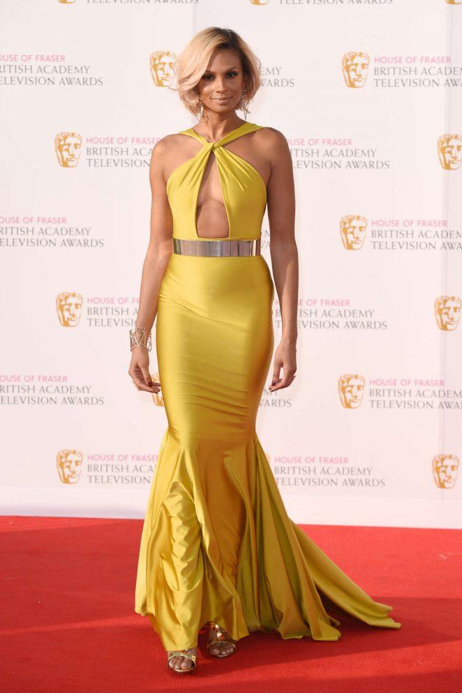 Alesha Dixon: BAFTA TV Awards 2016 -01