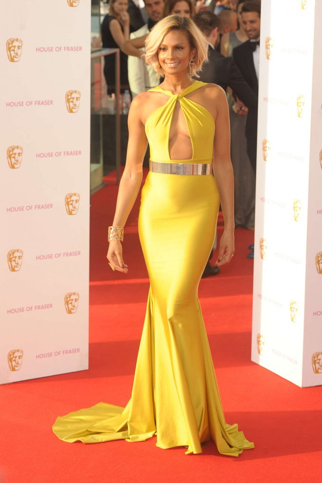 Alesha Dixon 2016 : Alesha Dixon: BAFTA TV Awards 2016 -04