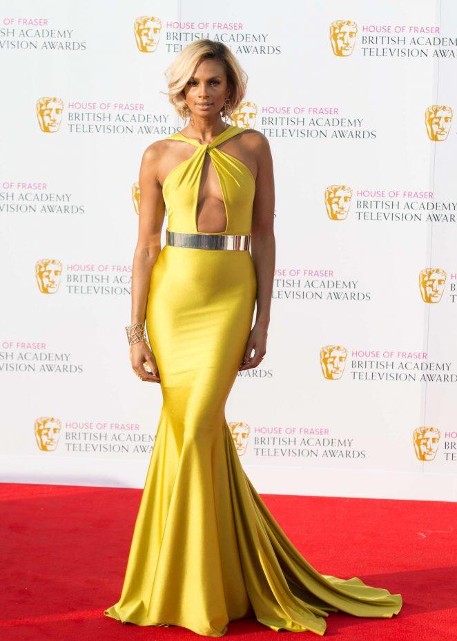 Alesha Dixon: BAFTA TV Awards 2016 -05