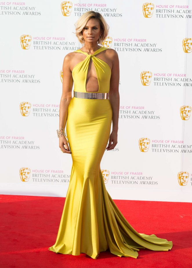Alesha Dixon: BAFTA TV Awards 2016 -07