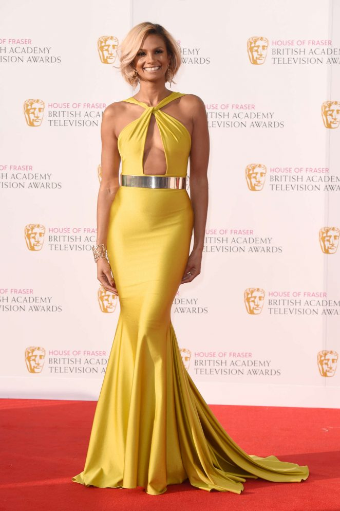 Alesha Dixon: BAFTA TV Awards 2016 -09