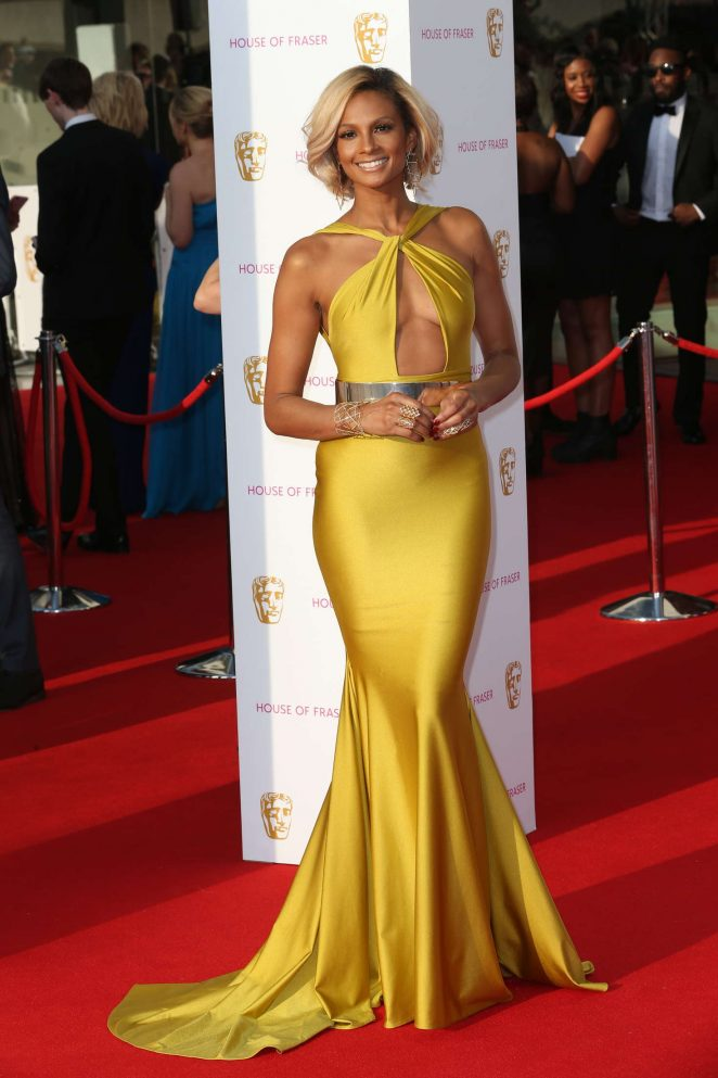 Alesha Dixon: BAFTA TV Awards 2016 -12