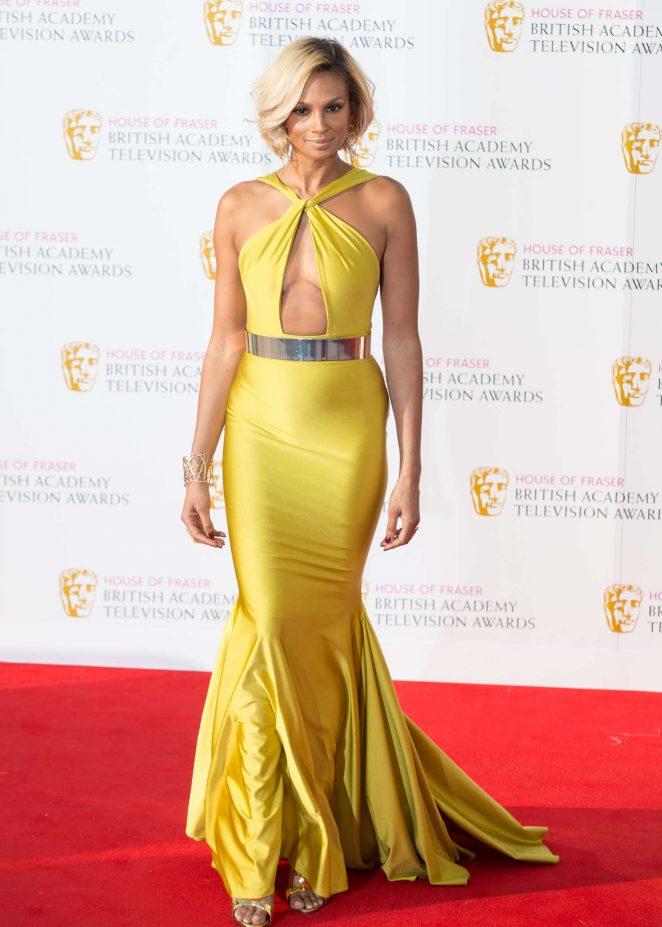 Alesha Dixon: BAFTA TV Awards 2016 -16