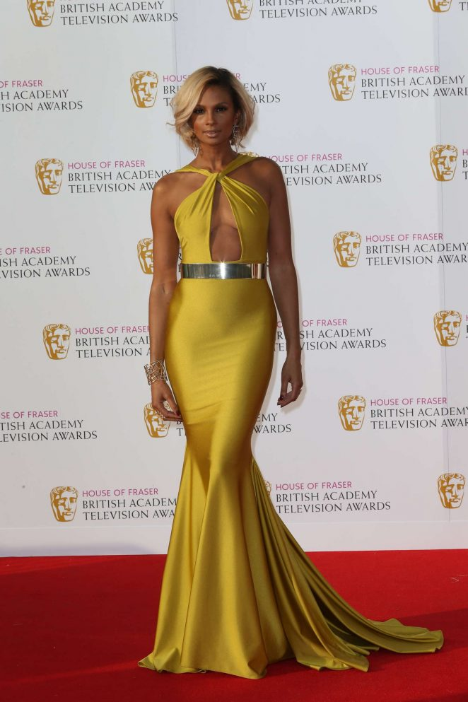 Alesha Dixon: BAFTA TV Awards 2016 -19