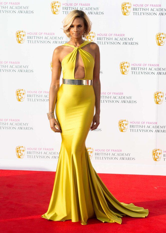 Alesha Dixon: BAFTA TV Awards 2016 -22