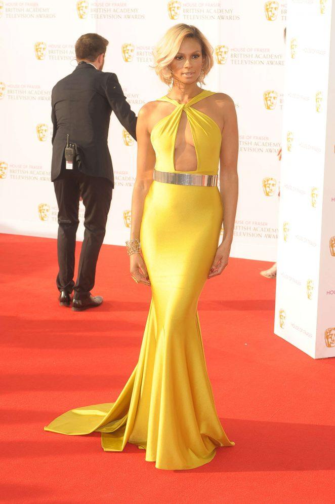 Alesha Dixon: BAFTA TV Awards 2016 -24