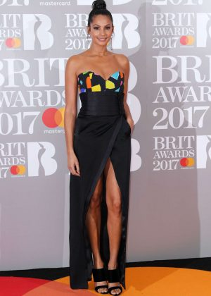 Alesha Dixon - BRIT Awards 2017 in London