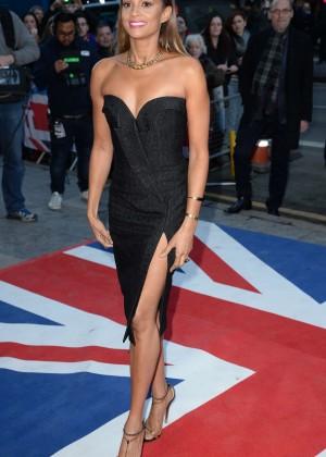 Alesha Dixon - Britain's Got Talent Auditions 2015 in Edinburgh