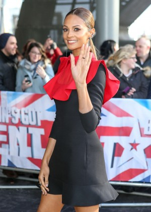Alesha Dixon - Britain's Got Talent Auditions 2015 in Manchester