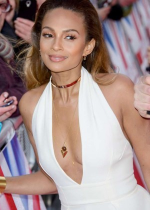 Alesha Dixon - Britain's Got Talent Photocall in Birmingham