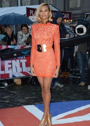 Alesha Dixon - Britain's Got Talent Red Carpet Arrivals in Liverpool