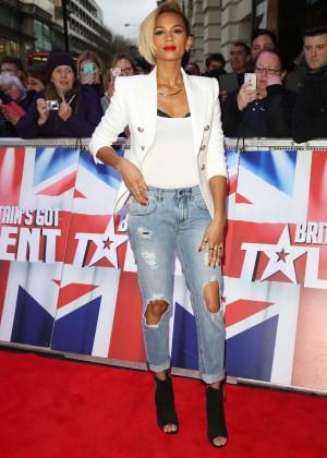 Alesha Dixon - Britain's Got Talet Red Carpet Arrivals 2016 in Liverpool