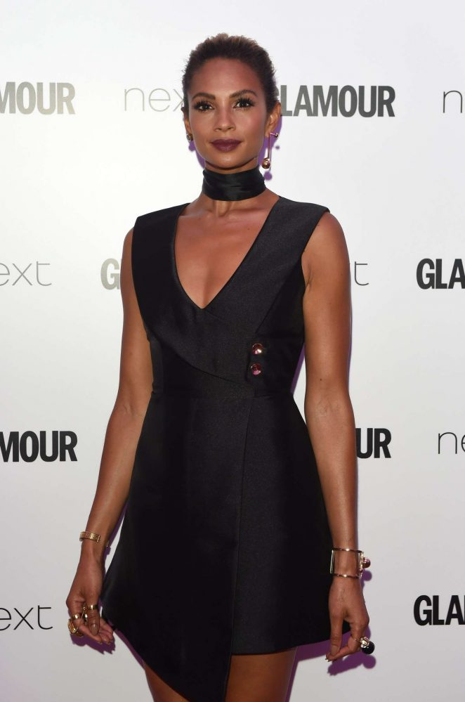 Alesha Dixon - Glamour Women of the Year Awards 2016 in London