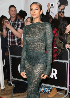 Alesha Dixon - 2015 Glamour Women Of The Year Awards in London